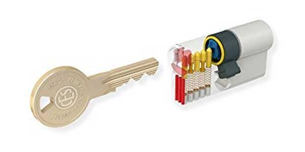 Systemschloß- & Schlüsselsystem CES PSM